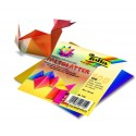 Origami papier 10x10 cm, 100 ks