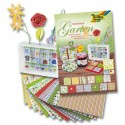 Kreatívny blok Záhrada, 26 listov
