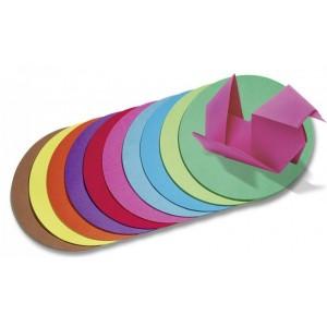 Origami papier, pr. 15 cm, 100 ks