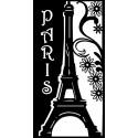 Šablóna Romantický Paríž