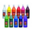 Temperové farby 1000 ml, fľaša