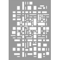 Šablóna Grafický vzor, A4