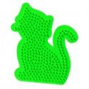 Zažehlovacia podložka - mačka