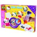 Zažehlovacie korálky Hello Kitty - s dávkovačom