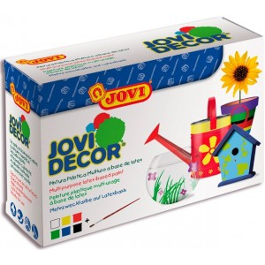 Jovi Decor, 6x55ml