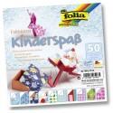 Origami papier Detská zábava, 50 ks