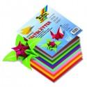 Origami papier 10x10 cm, 96 ks, pastel