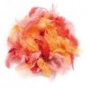 Glorex Pierka oranžové, 2 g