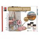 Súprava Colorado gold - Modern concept