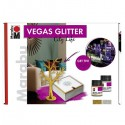 Súprava Vegas glitter - City life