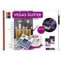Súprava Vegas glitter - Sparkling Chic