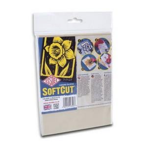 Lino Softcut 20 x 15 cm, 2 ks