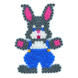Zažehlovacia podložka - zajac
