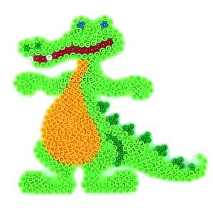 Zažehlovacia podložka - krokodíl
