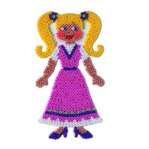 Zažehlovacia podložka - bábika