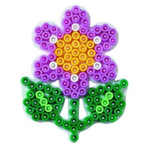 Zažehlovacia podložka - malá kvetinka