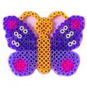 Zažehlovacia podložka - motýľ