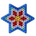 Zažehlovacia podložka - hviezda