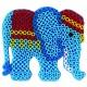 Zažehlovacia podložka - slon