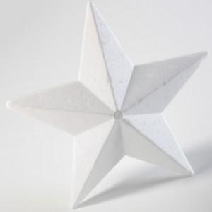 Polystyrénové hviezdy, 25 cm, 3 ks