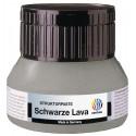 Akrylová pasta Čierna láva, 250 ml