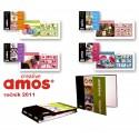 Creative AMOS - ročník 2011 v šanóne (4 čísla)