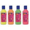 Temperové farby fosforové 250 ml, fľaša