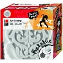 Art Stamp Baroko