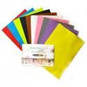 Filc A4 mix farieb, 10 ks, 180g