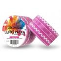 Duct Tape Ružová krajka