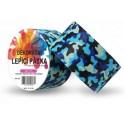 Duct Tape Modrý maskáč