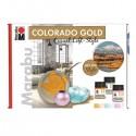 Súprava Colorado gold - Casual loft style