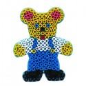Zažehlovacia podložka - medvedík