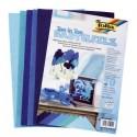 Folia Filcové modré hárky A4 , 10 ks